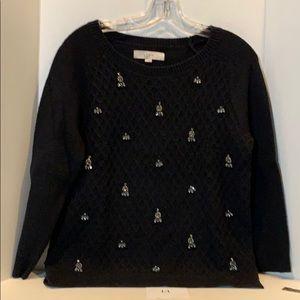 Loft Sweater Size S